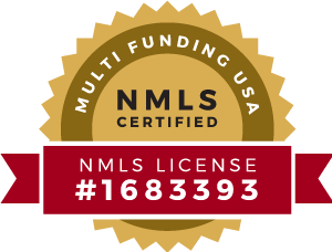 Multi Funding USA NMLS Certified Badge