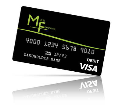 Multi Funding Credit Card